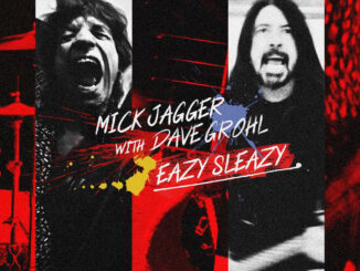 MICK JAGGER unveils surprise new song 'EAZY SLEAZY' with DAVE GROHL - Watch Video!