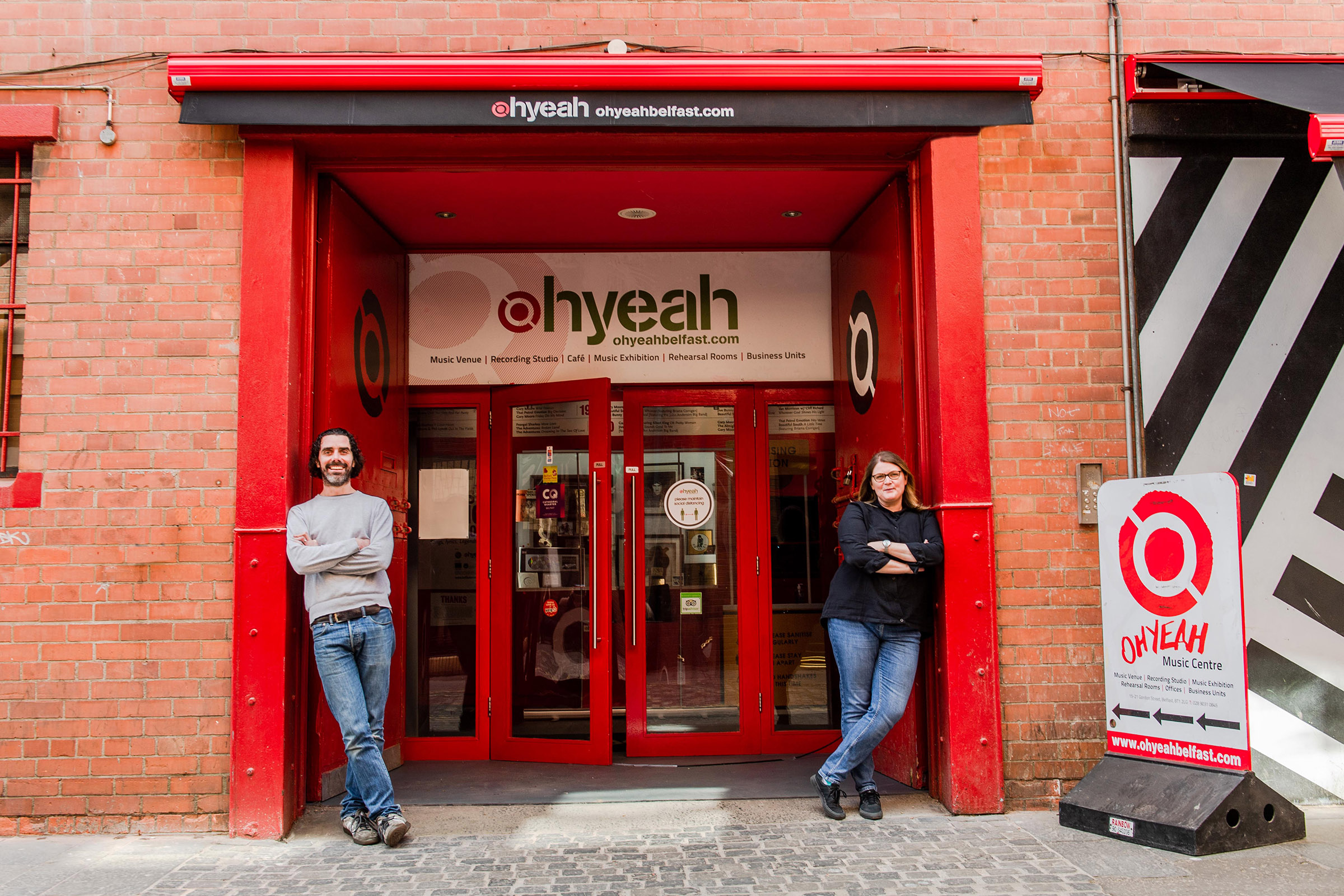 The Oh Yeah Music Centre